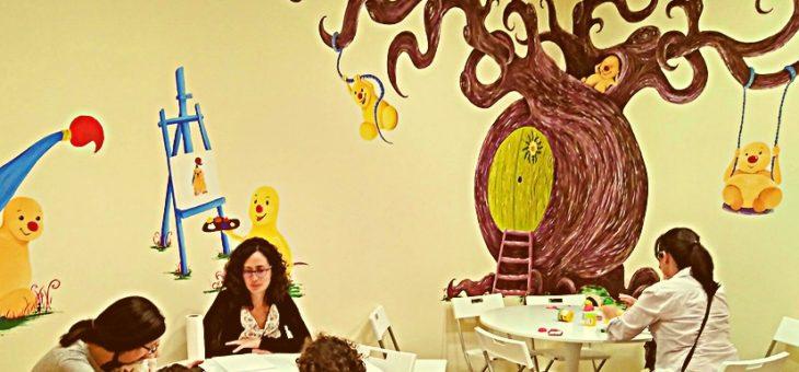 Clases de Arte para padres e hijos en León. ¿Porqué es importante éste proyecto?