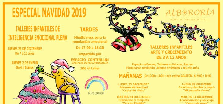 Cursos y talleres para los días sin cole en León – ARTE E INTELIGENCIA EMOCIONAL